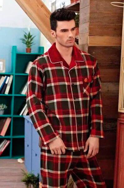 Пижама мужская Jade Aubergine 558019
