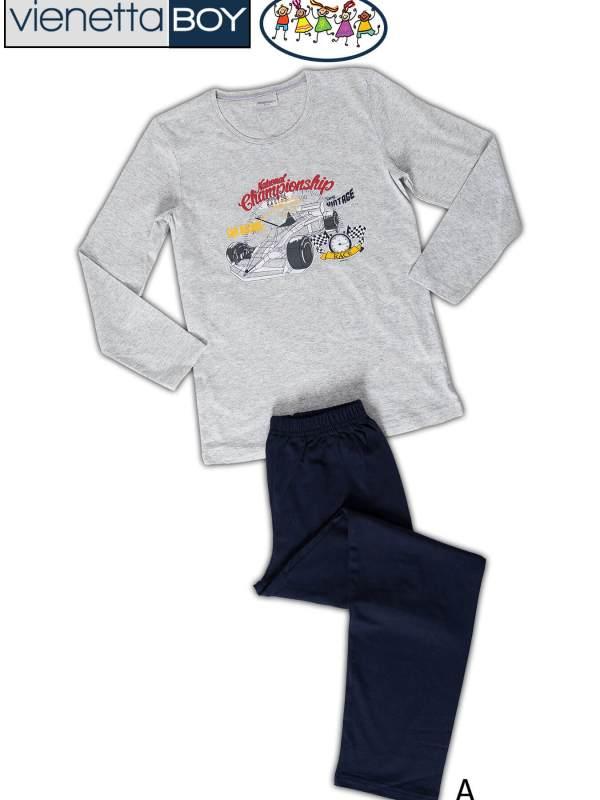 Пижама детская трикотаж 6090110000