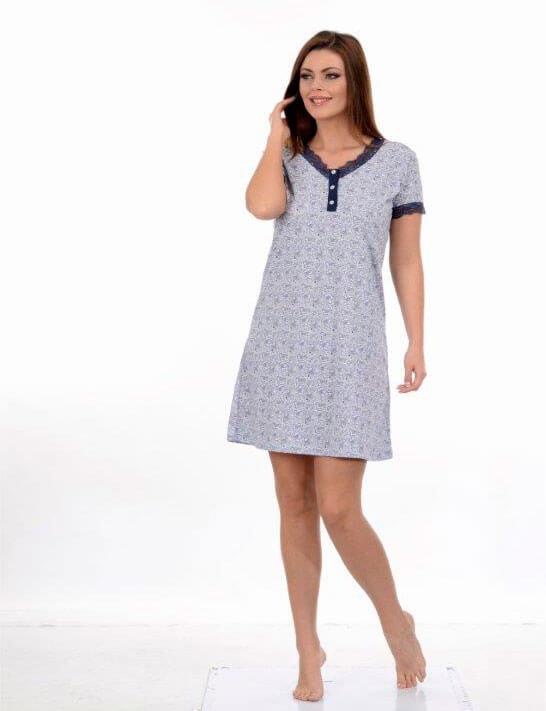 Ночная рубашка Metin 6196