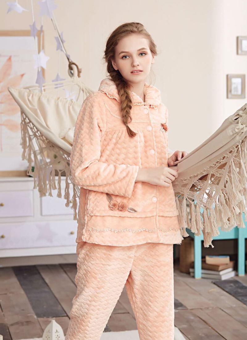 Пижама женская Jade Aubergine 660251