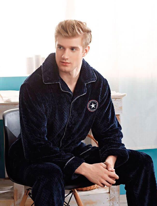 Пижама мужская Jade Aubergine 668141