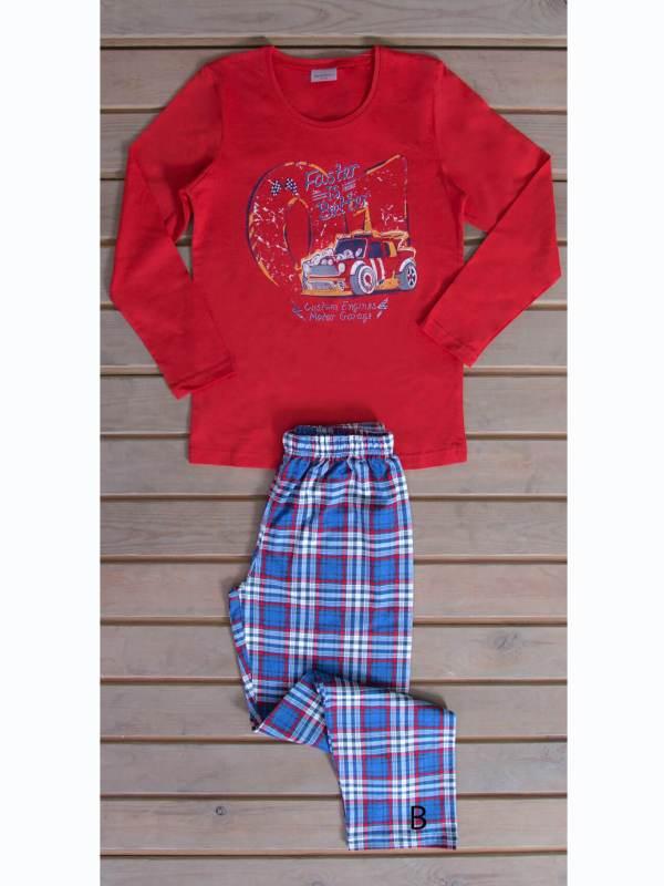 Пижама детская трикотаж 6101235561