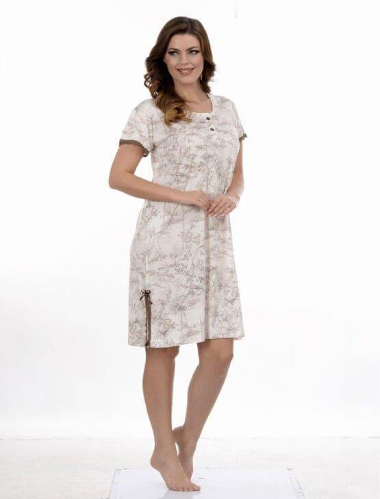 Ночная рубашка Metin 2156