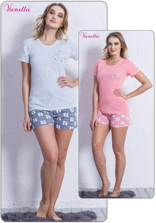 Пижама женская Шорты 6110160973