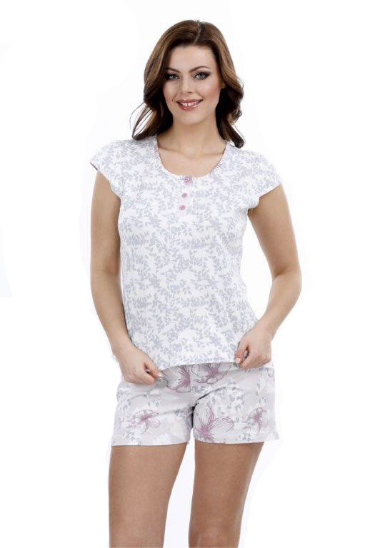 Пижама женская шорты Metin 8744