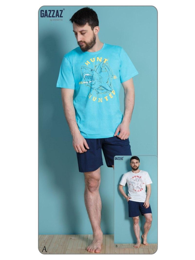 Пижама мужская шорты 6120020000
