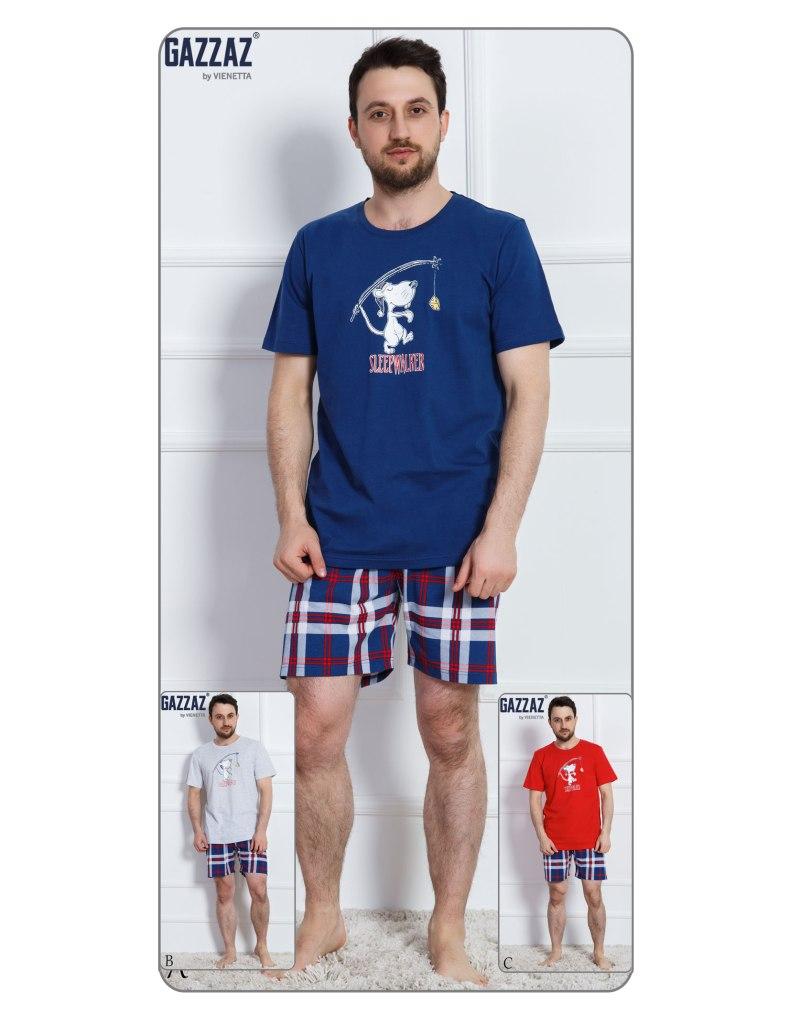 Пижама мужская Шорты 7020382196
