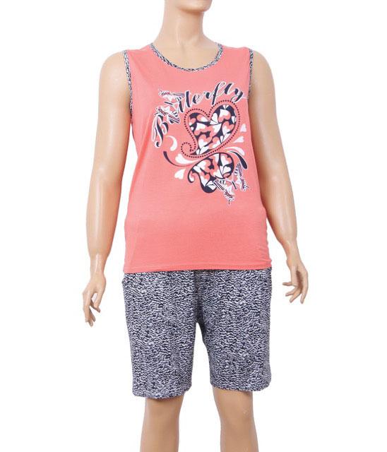 Пижама женская шорты Nicoletta 84963
