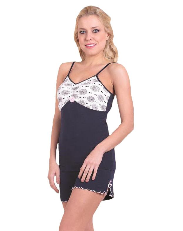 Пижама женская шорты Cocoon 865 ST
