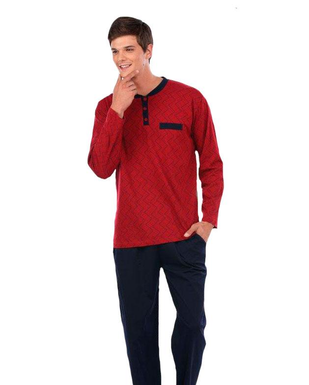 Пижама мужская Metin 5988
