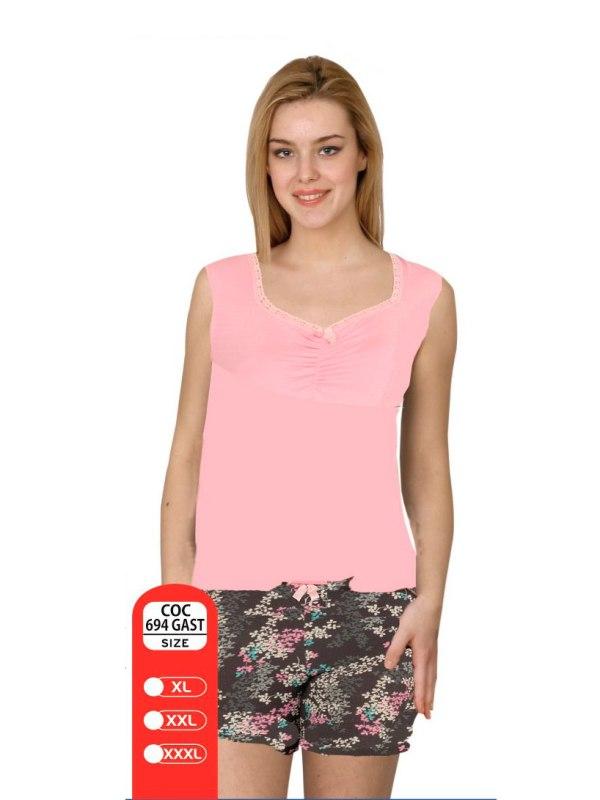 Пижама женская шорты Cocoon 694 GAST