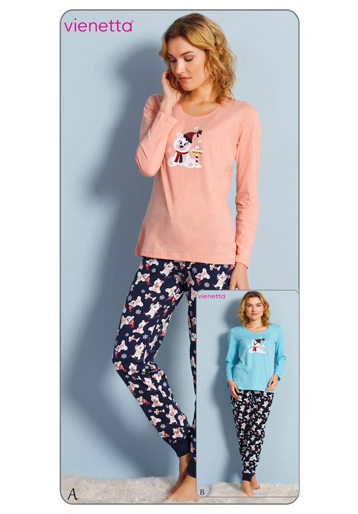 Пижама женская брюки 7030219435