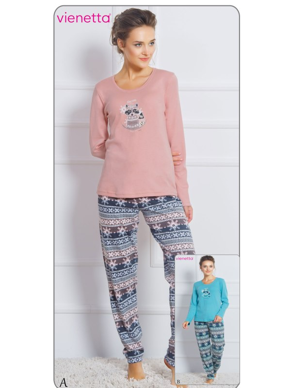 Пижама женская Интерлок 7042264228