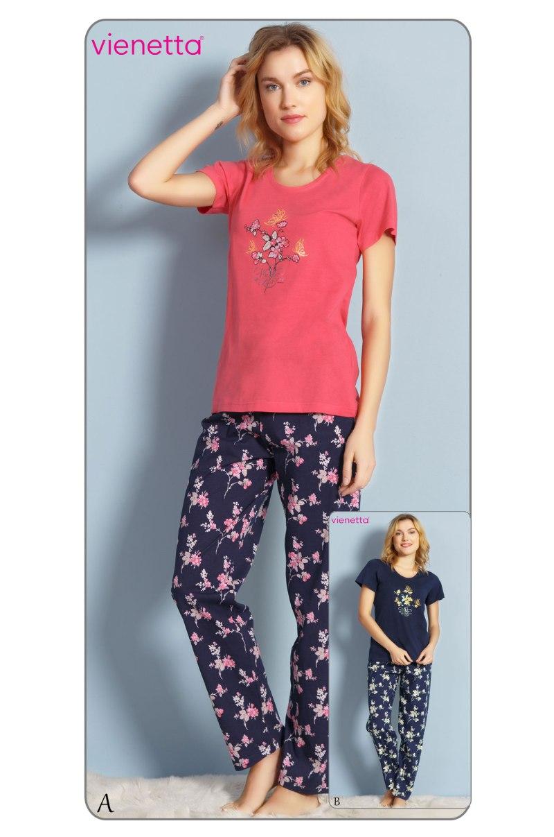 Пижама женская брюки 7050236592