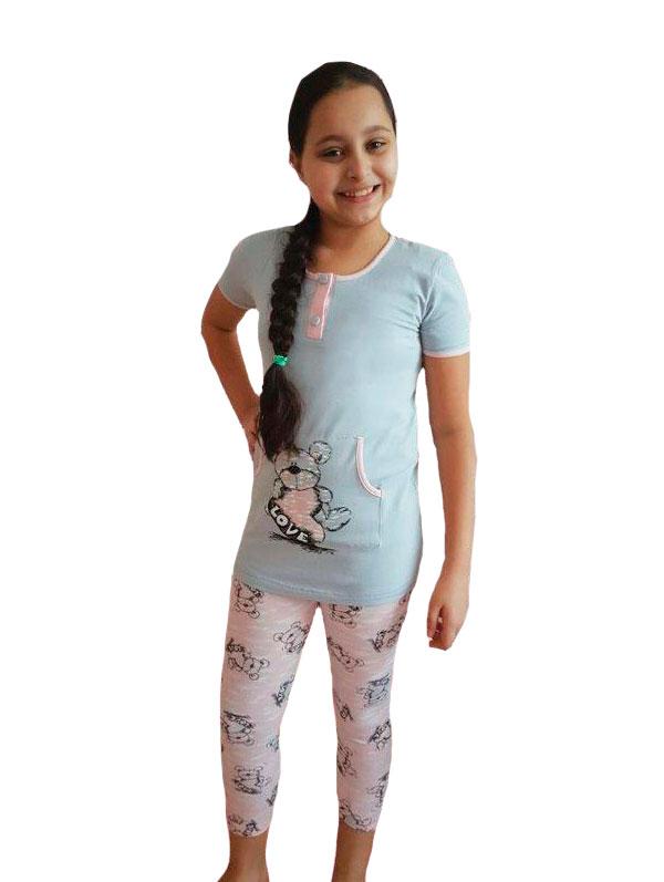 Пижама детская Metin 7060