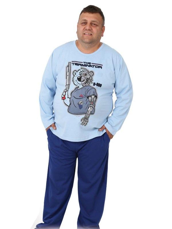 Пижама мужская 8680646015983