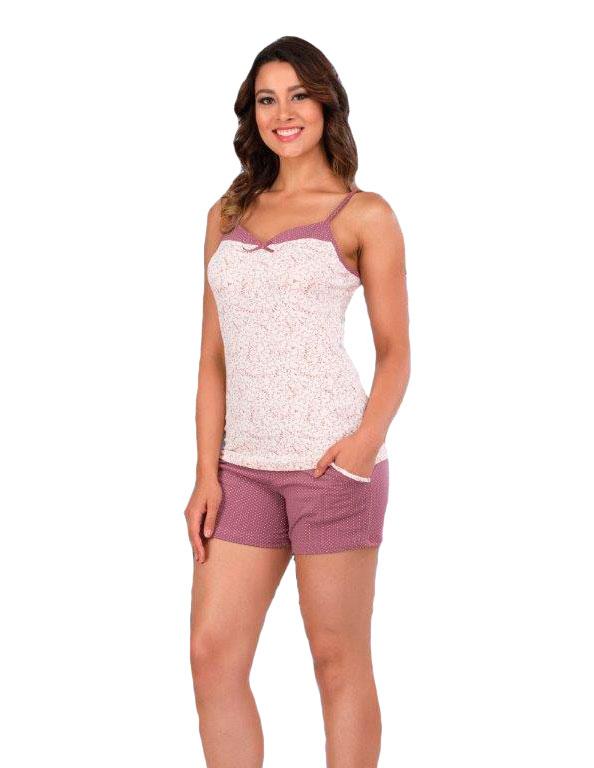 Пижама женская Metin 8918