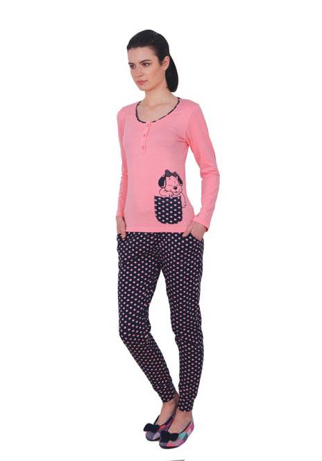 Пижама женская NIC 86812