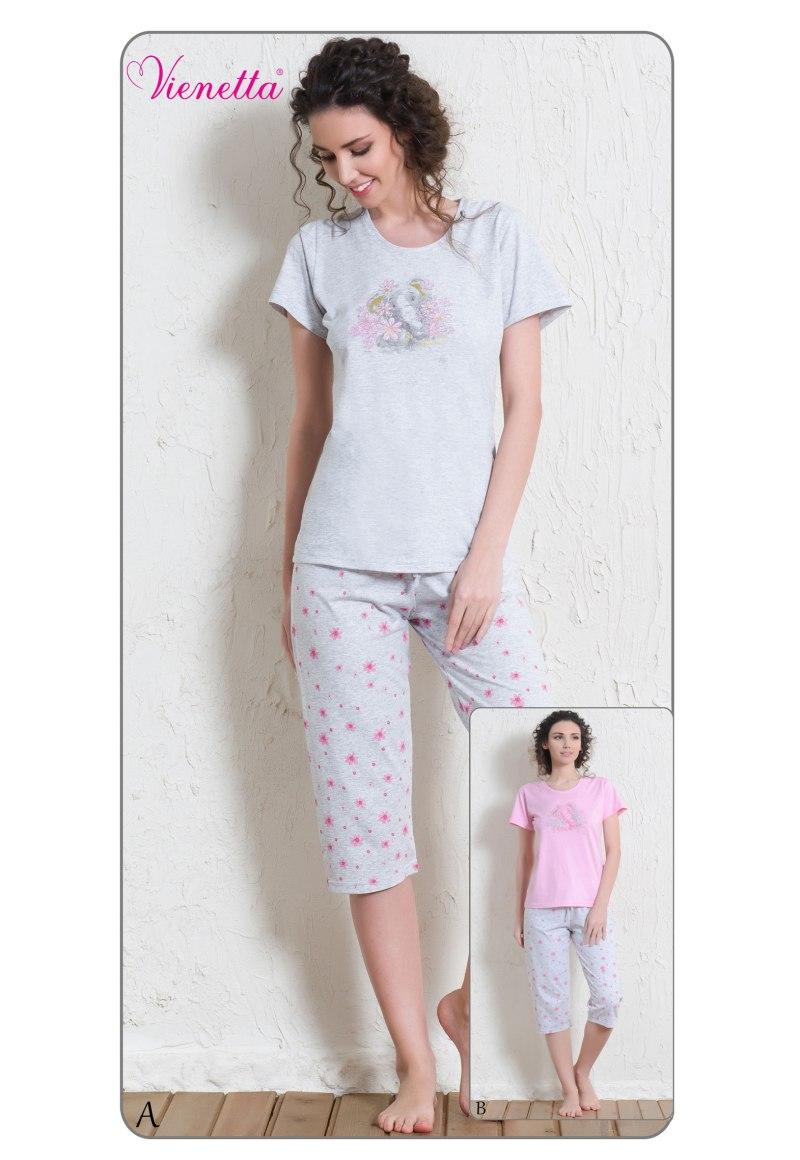 Пижама женская Капри 5112665369