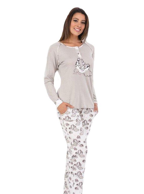 Пижама женская Metin 5926