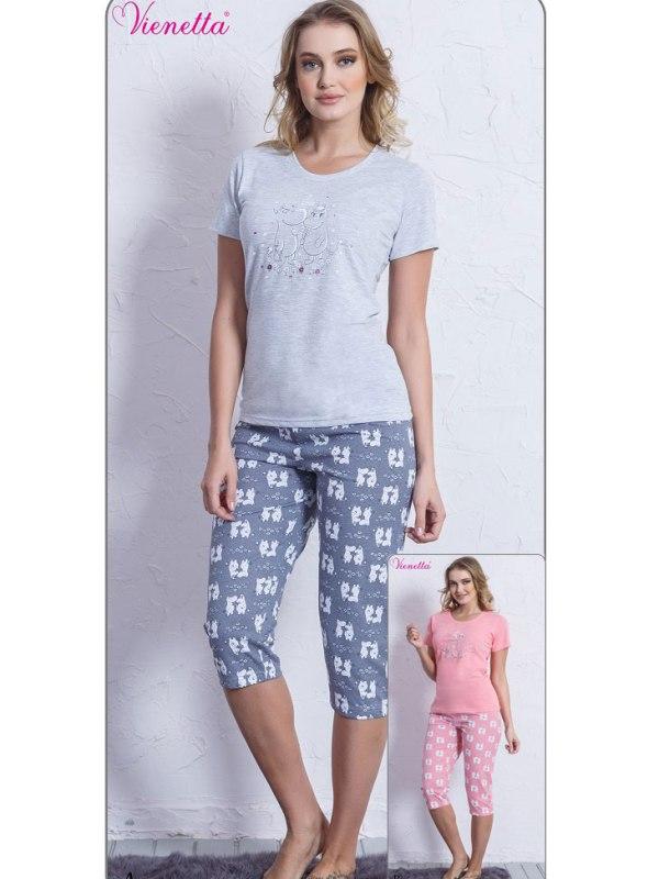 Пижама женская Капри 6110150973