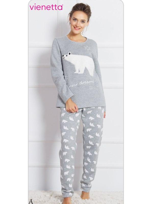 Пижама женская Байка 7042532354