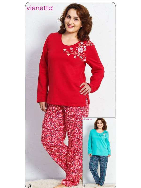Пижама женская Байка 7051370334