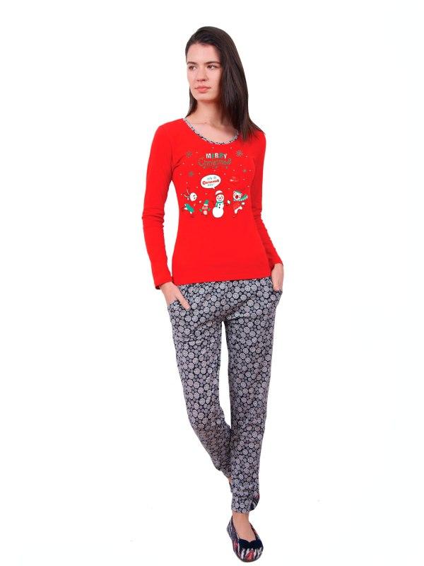 Пижама женская Nicoletta 86772