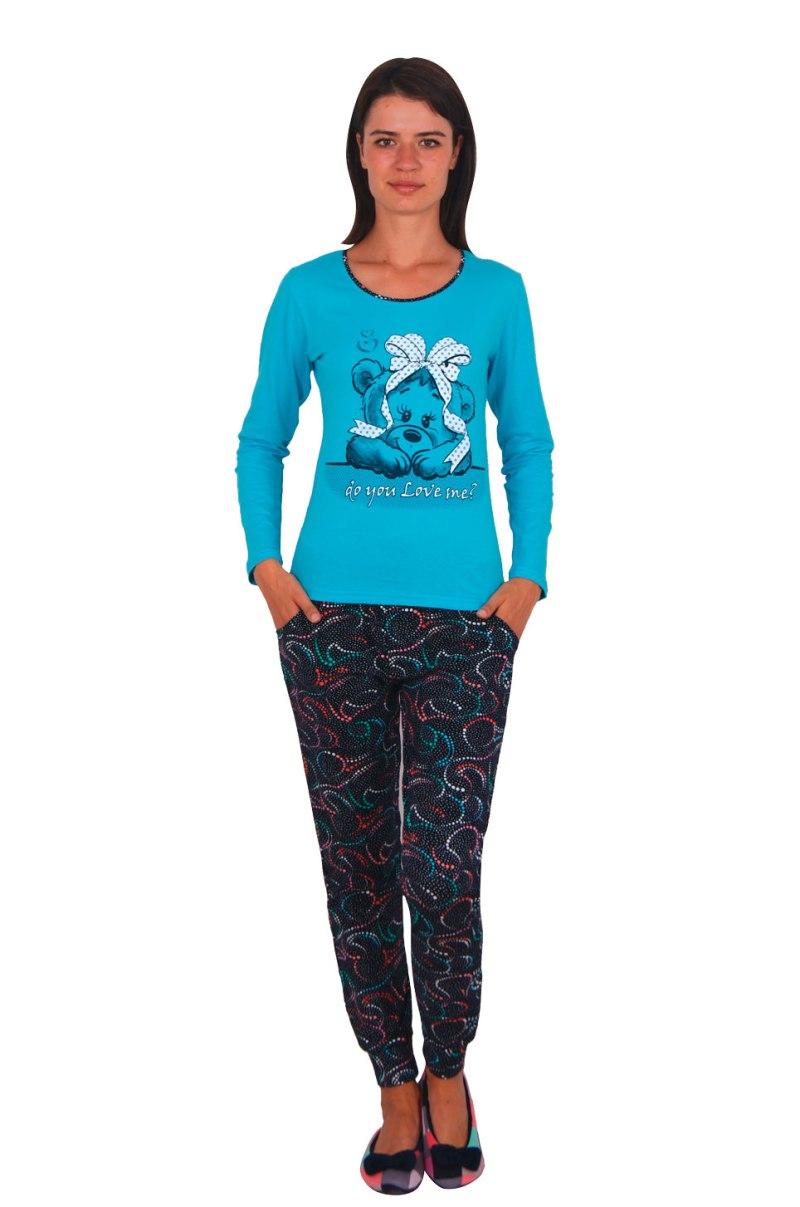 Пижама женская Nicoletta 86891