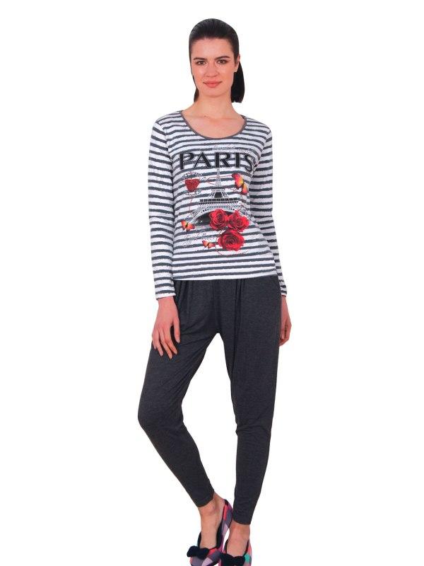 Пижама женская Nicoletta 90239