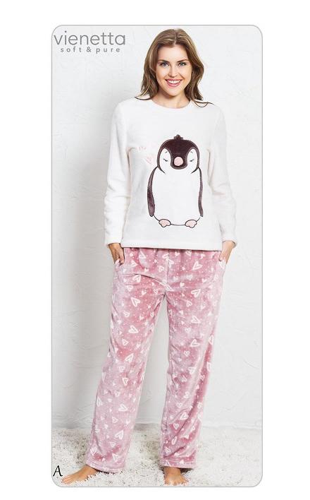 Пижама женская брюки SNK87 3355