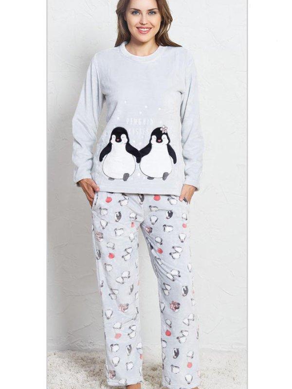 Пижама женская брюки SNK-99 3367
