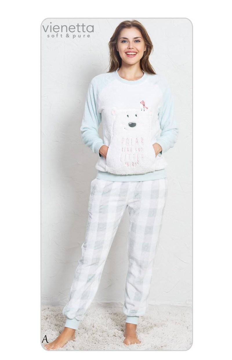 Пижама женская брюки SNK112 3380
