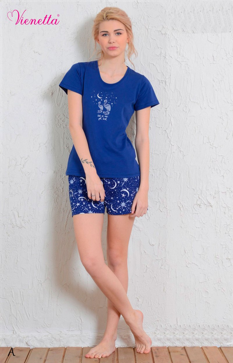 Пижама женская шорты 5121895536
