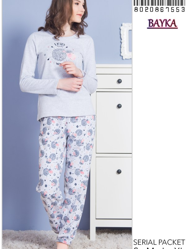 Пижама женская Брюки 8020867553
