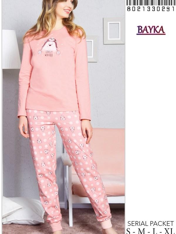 Пижама женская Брюки 8021330291