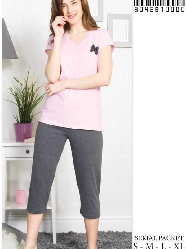 Пижама женская Капри 8042610000