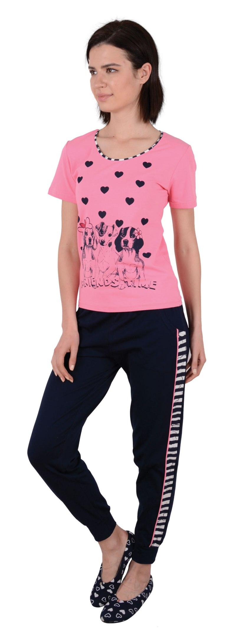 Пижама женская Nicoletta 96102
