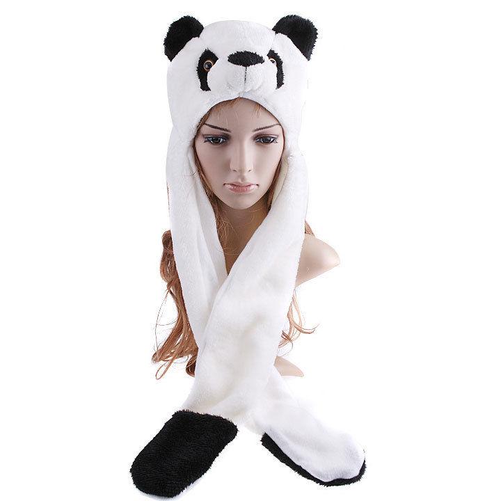 Шапка Panda SofiSoft long