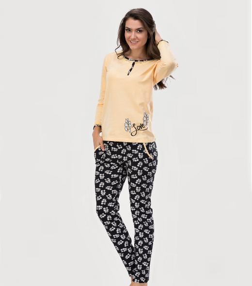 Пижама женская Metin 5322