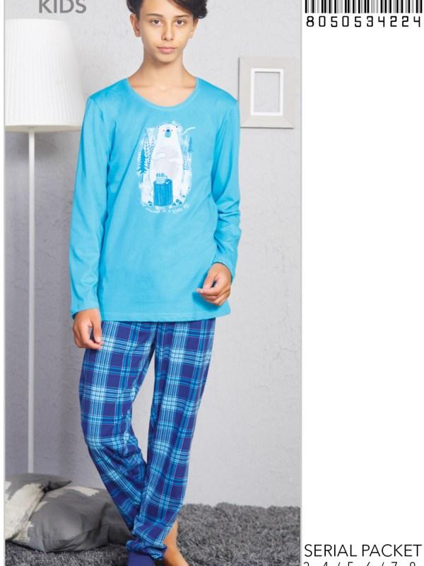 Пижама детская трикотаж 8050534224