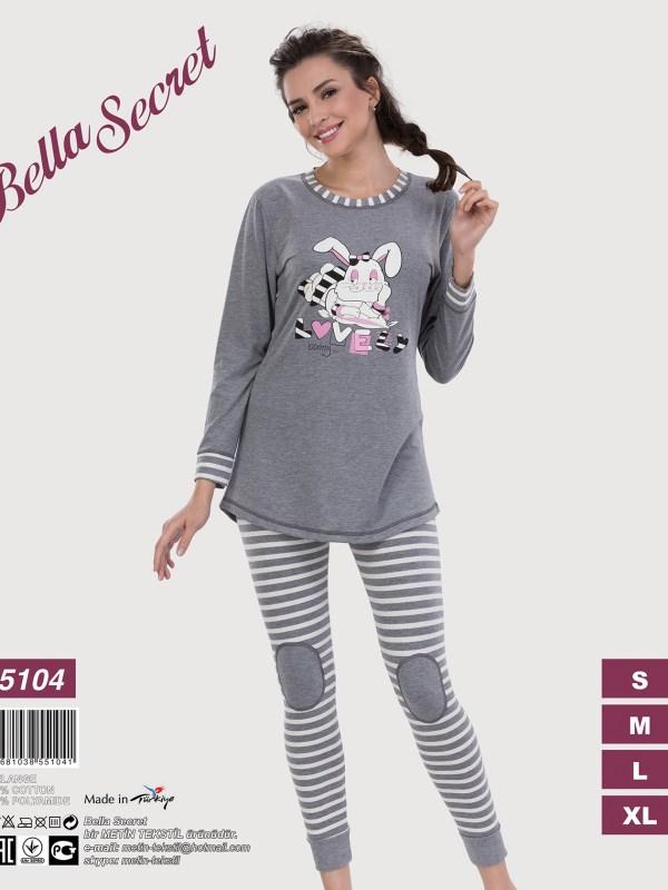 Пижама женская Metin 5104