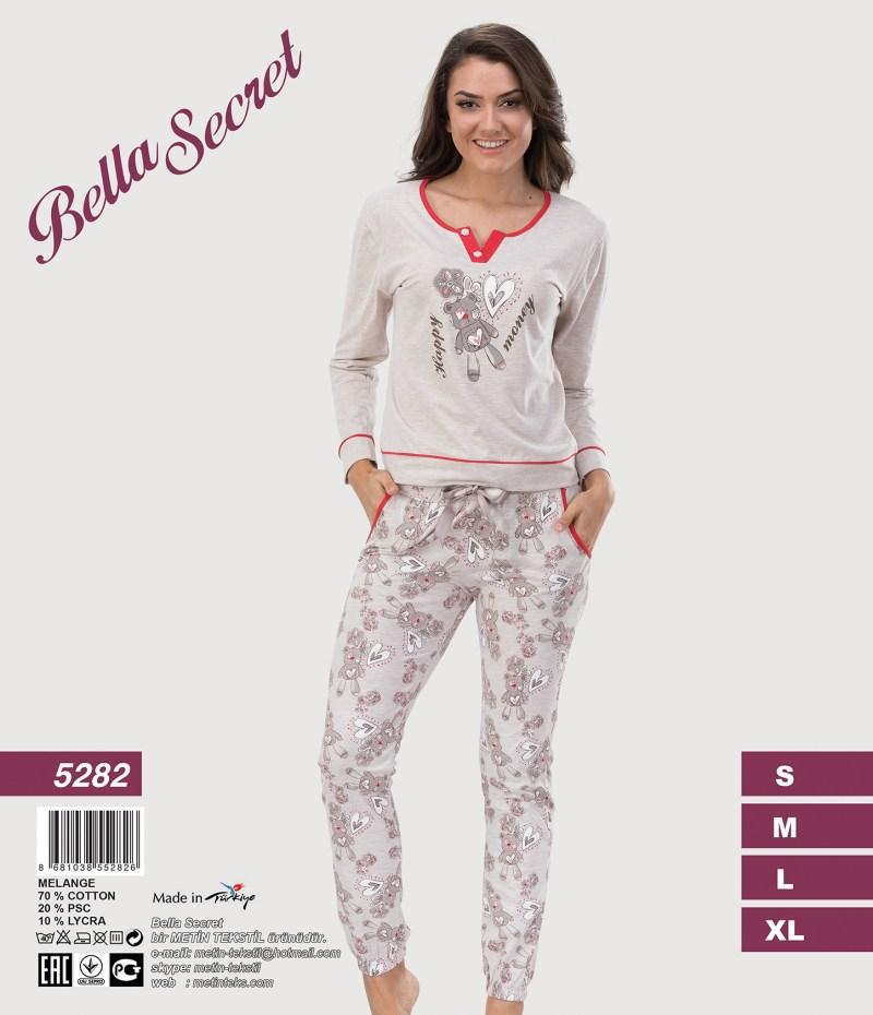 Пижама женская Metin 5282