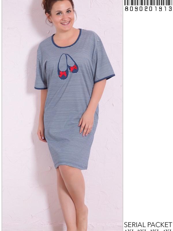 Ночная рубашка 8090201913