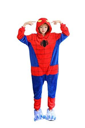 Кигуруми Человек-паук (M)