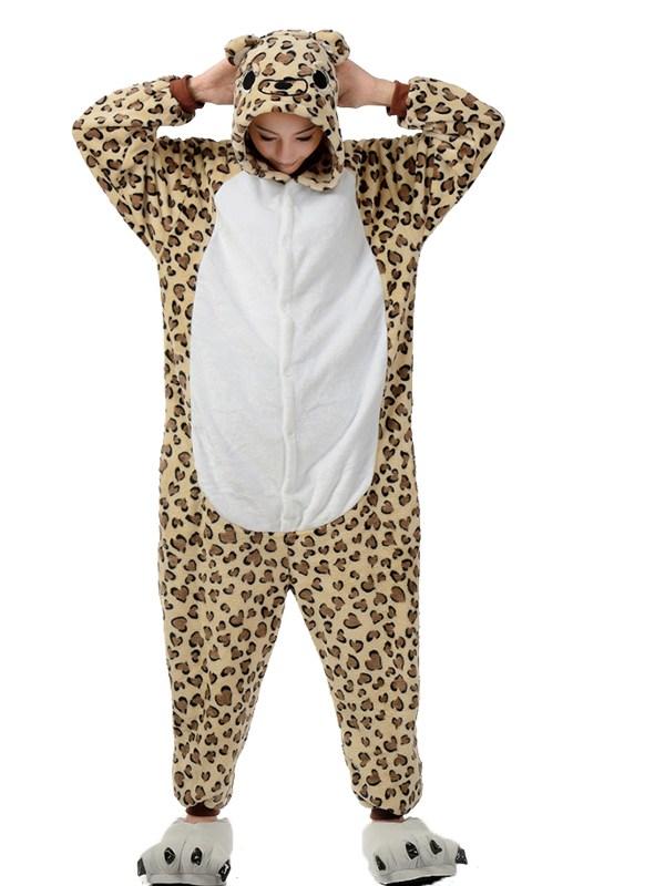 Кигуруми Леопардовый медведь