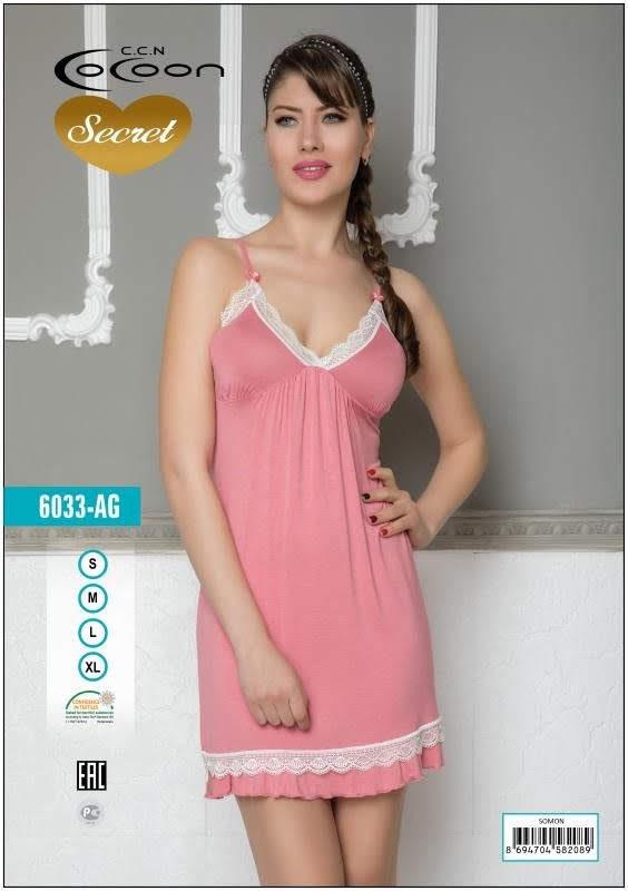 Ночная рубашка 6033 AG SMN