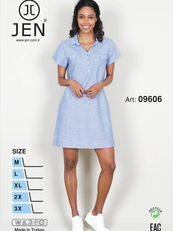Халат рубаха Jen 09606
