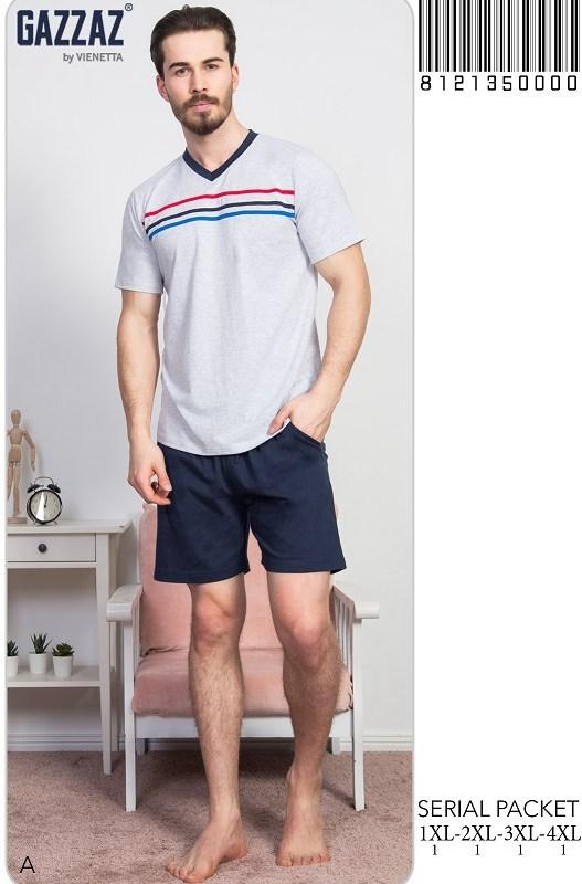 Пижама мужская шорты 8121350000