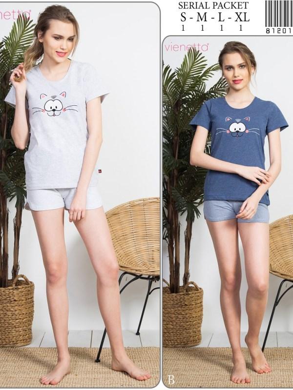 Пижама женская Шорты 8120130000